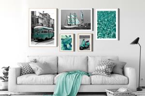 wall decor prints set 5