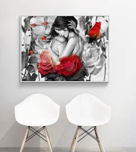 romantic wall decor print | Photos and Images | Digital Art