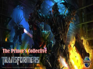 The Prince's Collective: Transformers | Movies and Videos | Children's