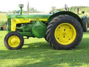 download john deere 830 diesel tractor electric starting operator's manual omr20820