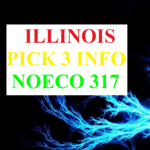 illinois pick 3