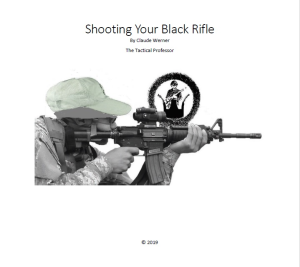 shooting your black rifle