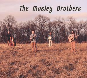 Patuxent CD-336 The Mosley Brothers | Music | Country