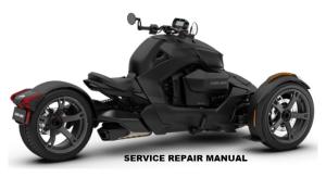 2019 canam ryker service repair manual pdf