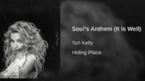 soul's anthem (it is well) inspired by kirk franklin and tori kelly custom arranged for ssattb and vocal solo a cappella.