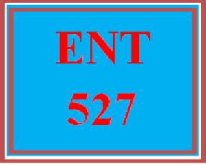 ent 527 week 1 individual: vera bradley case entrepreneurial process review