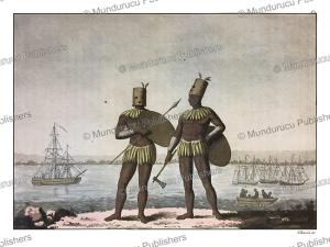 Mafumo (Maputo) warriors, Mozambique, Angelo Biasioli, 1816 | Photos and Images | Travel