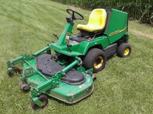download john deere f735 front mower model service repair technical manual tm1597