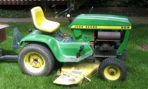 download john deere 200, 208, 210, 212, 214, 216 lawn and garden tractor model workshop service repair manual