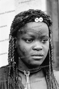 Woman from the Gciriku area with facial tattoos, Maria Fish, 1960 | Photos and Images | Travel