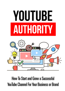 youtube authority 2019 (mrr)