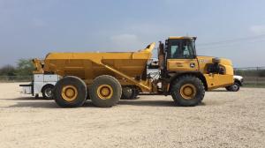 download john deere 250d, 300d articulated dump truck technical service repair manual tm1161