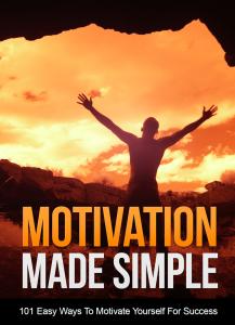 motivation made simple (mrr)