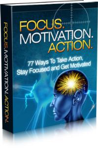 focus motivation action - premium ebooks