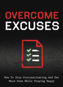 Overcome Excuses | eBooks | Self Help
