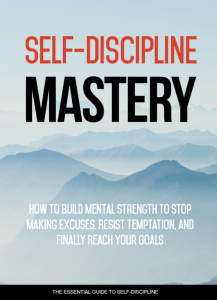 Self Discipline Mastery | eBooks | Self Help