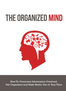The Organized Mind | eBooks | Self Help