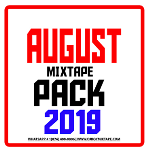 Dj Roy August Mix Pack | Music | Reggae