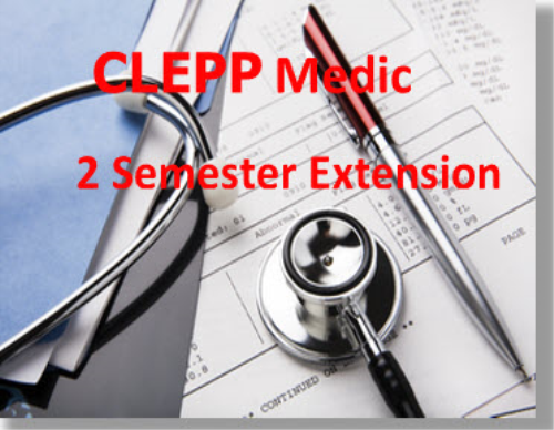 First Additional product image for - CLEPP  Paramedic 2 Semester Extensioin