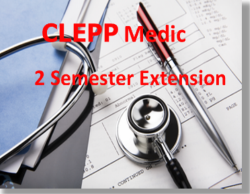 Fourth Additional product image for - CLEPP  Paramedic 2 Semester Extensioin
