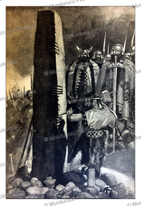the fianna (irish heroes), stephan reid, 1917