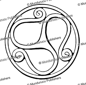 early celtic design, after paul jacobsthal, 1944