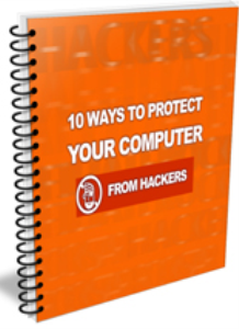 protect your computer from hackers