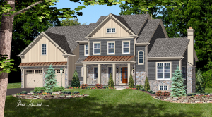 house plan - mill springs house plan.cad