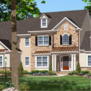 house plan - greenbriar country estate cad files