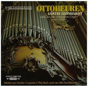 gustav leonhardt plays the k.j. riepp trinity organ of ottobeuren abbey