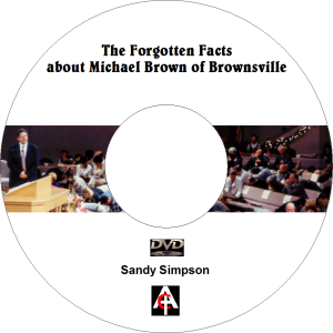 the forgotten facts about michael brown of brownsville (mp3)