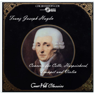 haydn: concerti for cello, harpsichord, trumpet and violin