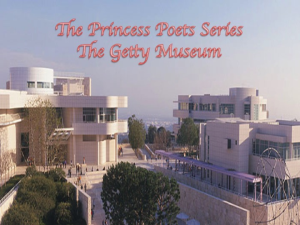 the princess poets series: the getty museum