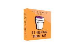 goldenmade styrofoam drum kit
