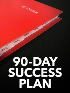 90-day success plan special report
