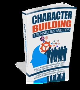 character building techniques ebook
