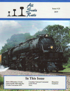 all scale rails issue 23 _ 2019