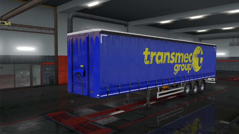 Second Additional product image for - Transmec 2019 skin ETS2