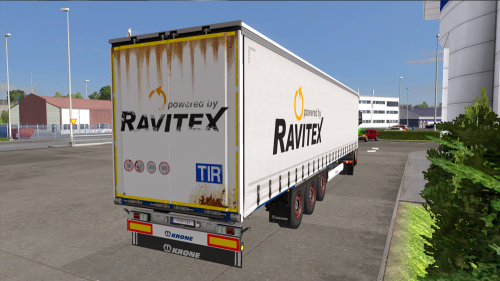First Additional product image for - Ravitex 2019 skin ETS2