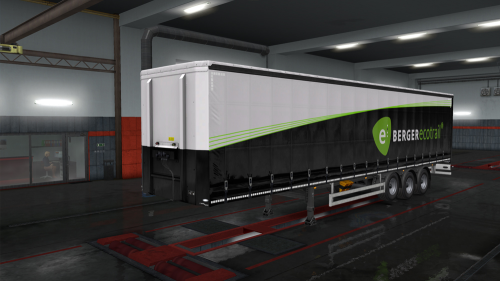 First Additional product image for - Berger Ecotrail 2019 skin ETS2