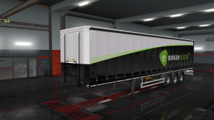 berger ecotrail 2019 skin ets2