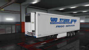 Vio Trans 2019 skin ETS2 | Other Files | Patterns and Templates