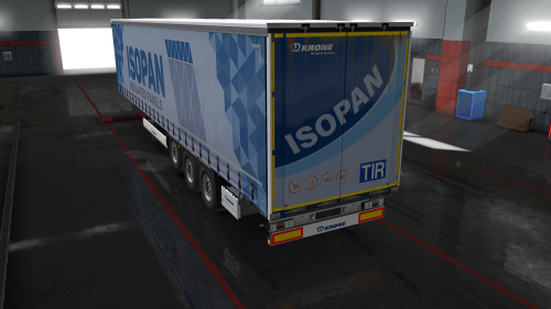 First Additional product image for - Isopan 2019 skin ETS2