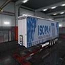 Isopan 2019 skin ETS2 | Other Files | Patterns and Templates
