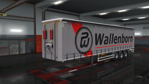 First Additional product image for - Wallenborn 2019 skin ETS2