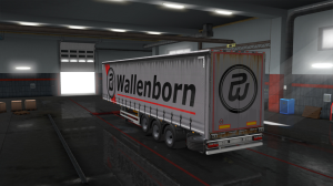 Wallenborn 2019 skin ETS2 | Other Files | Patterns and Templates