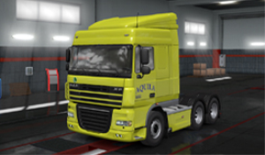Aquila 2019 skin ETS2 | Other Files | Patterns and Templates