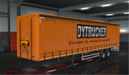 First Additional product image for - DYTRUCKER 2019 skin ETS2