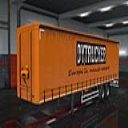DYTRUCKER 2019 skin ETS2 | Other Files | Patterns and Templates