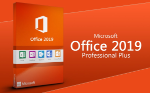 microsoft office pro professional plus 2019